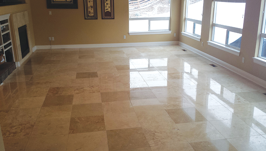 The Purpose Of Final Step Sealing Stone Would Be To Help Keep Freshly Honed And Polished Floor
