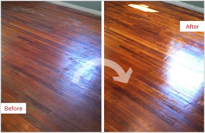 Sir Grout Denver Wood Refinishing Sand Free