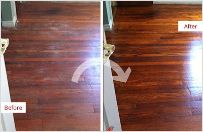 Sir Grout Denver Deep Wood Cleaning